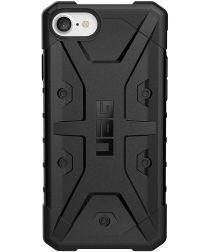 Urban Armor Gear Pathfinder Series iPhone SE 2020 Hoesje Zwart
