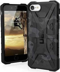 Urban Armor Gear Pathfinder Series iPhone SE 2020 Hoesje Midnight Camo