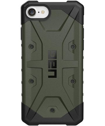 Urban Armor Gear Pathfinder Series iPhone SE 2020 Hoesje Olive