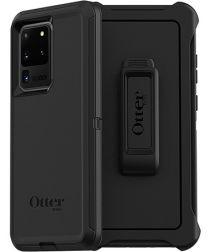 OtterBox Defender Series Samsung Galaxy S20 Ultra Hoesje Zwart