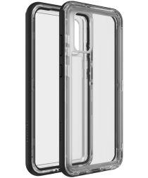LifeProof Nëxt Samsung Galaxy S20 Plus Hoesje Black Crystal