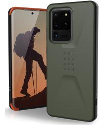 Urban Armor Gear Civilian Samsung Galaxy S20 Ultra Hoesje Olive