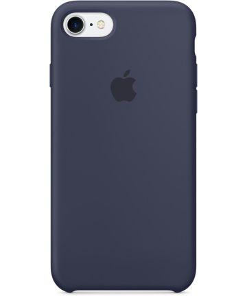 Originele Apple iPhone 8 / 7 Silicone Case Midnight Blue