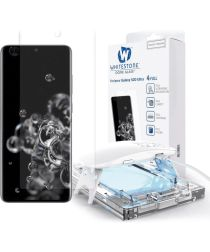 Whitestone Dome Glass Samsung Galaxy S20 Ultra Screen Protector