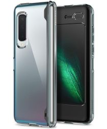 Spigen Ultra Hybrid Samsung Galaxy Fold Hoesje Transparant