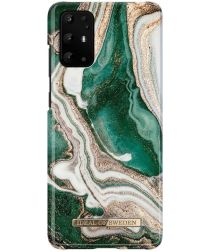 iDeal of Sweden Fashion Samsung Galaxy S20 Plus Hoesje Jade Marble