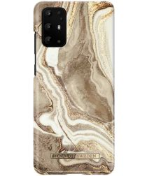 iDeal of Sweden Fashion Samsung Galaxy S20 Plus Hoesje Golden Sand