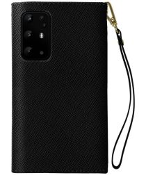 iDeal of Sweden Samsung Galaxy S20 Plus Hoesje Mayfair Clutch Zwart