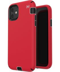 Speck Presidio Sport Apple iPhone 11 Hoesje Rood Shockproof