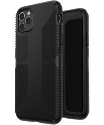Speck Presidio Apple iPhone 11 Pro Max Hoesje Zwart Shockproof