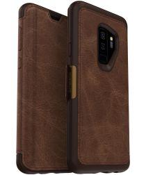 Samsung Galaxy S9 Plus Leren Hoesjes