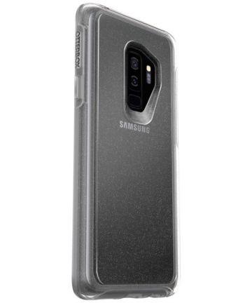 OtterBox Symmetry Hoesje Samsung Galaxy S9 Plus Transparant Hoesjes