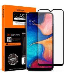 Spigen Samsung Galaxy A20e Tempered Glass Screen Protector