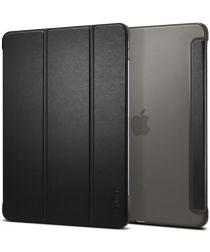 Spigen Smart Fold Hoesje Apple iPad Pro 12.9 (2020) / (2018) Zwart