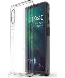 Samsung Galaxy Xcover Pro Hoesje Schokbestendig Transparant