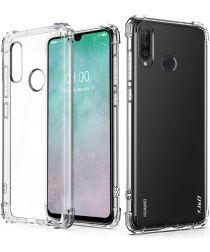 Huawei P30 Lite Schokbestendig Hoesje Transparant