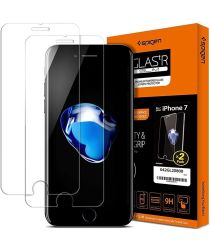 Spigen Glas.tR Slim Tempered Glass Apple iPhone 7 / 8 / SE (2-Pack)