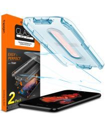 Spigen Ez Fit HD Tempered Glass iPhone 7 / 8 / SE (2-Pack)
