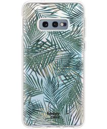 HappyCase Samsung Galaxy S10E Hoesje Flexibel TPU Jungle Print