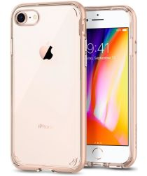 Spigen Neo Hybrid Crystal 2 Apple iPhone 8 / 7 Hoesje Goud