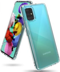 Samsung Galaxy A51 Transparante Hoesjes