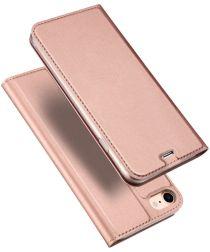 Dux Ducis Skin Pro Series Apple iPhone SE 2020 Hoesje Roze Goud
