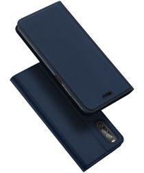 Dux Ducis Skin Pro Series Sony Xperia 10 II Hoesje Blauw