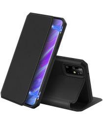 Dux Ducis Skin X Series Samsung Galaxy S20 Plus Hoesje Zwart