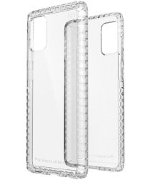 Speck Presidio PC Geometry Samsung Galaxy A71 Hoesje Transparant