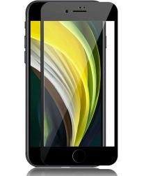 Apple iPhone SE 2020 Tempered Glass Screen Protector Zwart