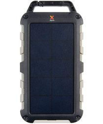 Xtorm Fuel Series 3 Zonne-energie Powerbank met Lamp 10.000 mAh