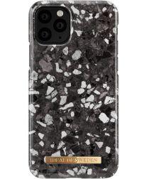iDeal of Sweden Fashion Apple iPhone 11 Pro Hoesje Midnight Terazzo