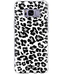 HappyCase Samsung Galaxy S8 Hoesje Flexibel TPU Panter Print