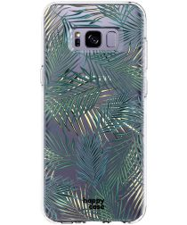 HappyCase Samsung Galaxy S8 Hoesje Flexibel TPU Jungle Print