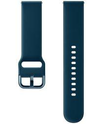 Origineel Samsung Universeel Siliconen Smartwatch 20MM Bandje Green