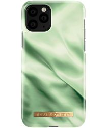 iDeal of Sweden Fashion Apple iPhone 11 Pro Hoesje Pistachio Satin