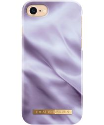 iDeal of Sweden iPhone SE 2020 Fashion Satin Hoesje Paars