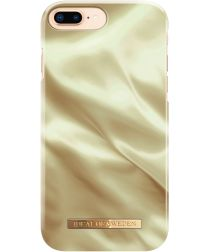 iDeal of Sweden iPhone 8/7/6/6S Plus Fashion Hoesje Honey Satin