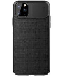 Nillkin CamShield Apple iPhone 11 Pro Hoesje met Camera Slider Zwart