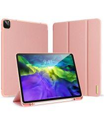 Dux Ducis Domo iPad Pro 11 (2018/2020) Tri-fold Hoes Roze