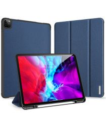 Dux Ducis Domo Series Apple iPad Pro 12.9 2018 / 2020 Tri-fold Blauw