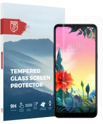 Rosso LG K50S Screen Protector 9H Tempered Glass