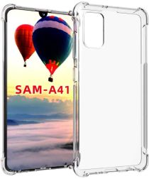 Samsung Galaxy A41 Hoesje Schokbestendig Transparant