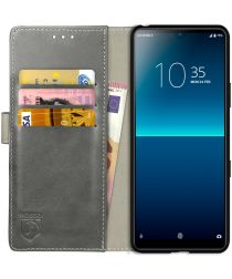 Sony Xperia L4 Telefoonhoesjes met Pasjes