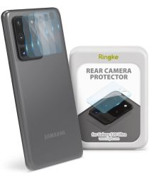 Ringke ID Tempered Glass Camera Lens Samsung Galaxy S20 Ultra (3 Pack)