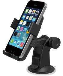 iOttie One Touch Verstelbare Autohouder Dashboard Zuignap Zwart
