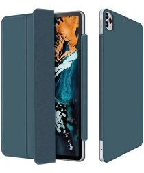 Apple iPad Pro 12.9 2018 / 2020 Hoes Tri-Fold Folio Green