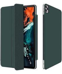 iPad Pro 11 2018 / 2020 / Air 2020 Tri-fold Hoes Midnight Green