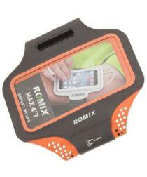 Sportarmband Universeel Hoesje voor het Hardlopen 4.7 inch Oranje