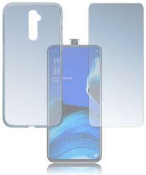 4smarts 360° Premium Protection Set Oppo Reno 2 Z Transparant